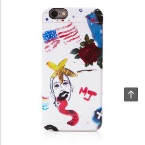 Marc Jacobs iPhone 6/6S case